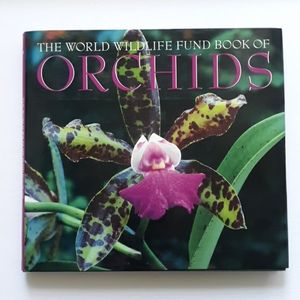 Orchid Coffee Table Book